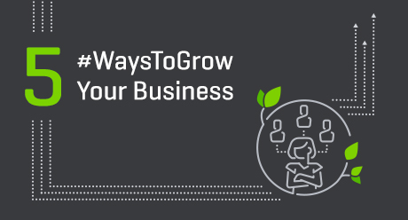 5 way to grow your business