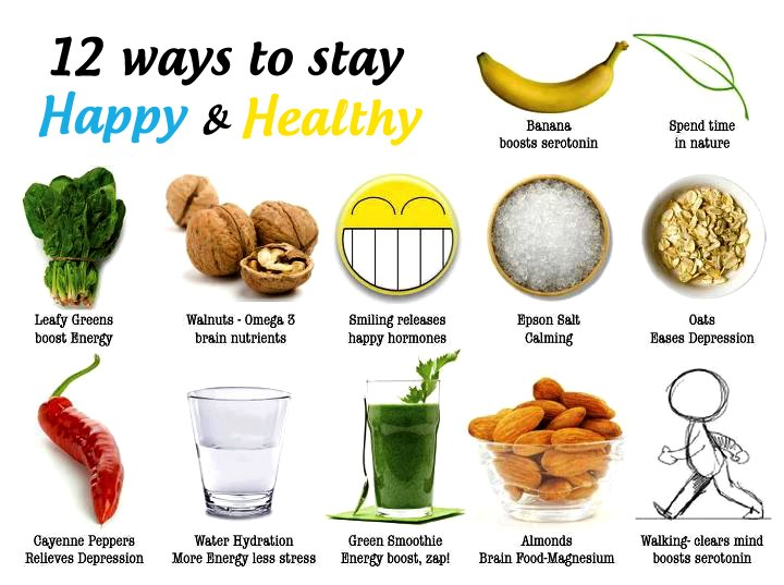 Tips on Ways to Stay Healthy in 2018