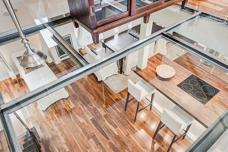 Use of Glass For an Elegant Home