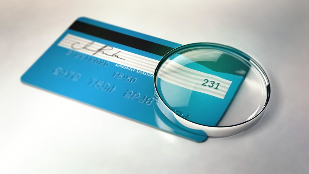 Credit Card CVV Number