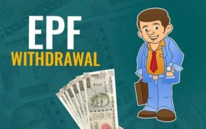 pf withdrwal