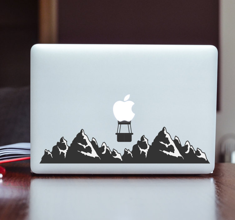 custom MacBook stickers