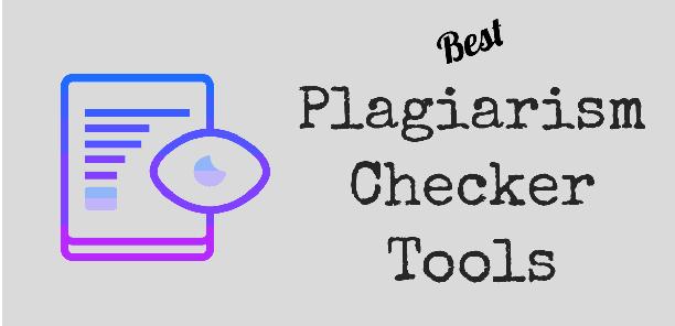 PDF plagiarism checkers online